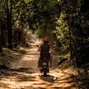 Let's explore Cambodia?