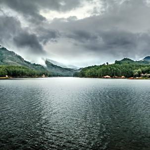 Mattupetty lake.
