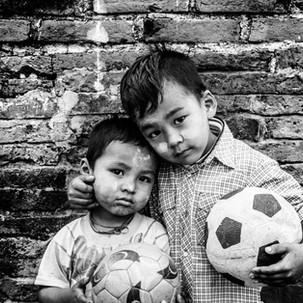 Football, international language.