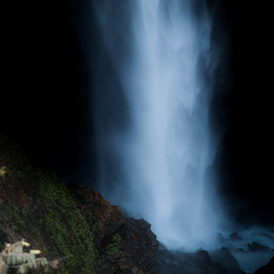 The power of waterfalls.
