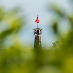 Vietnamese flag.