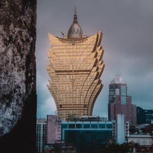 Grand Lisboa, Macau.