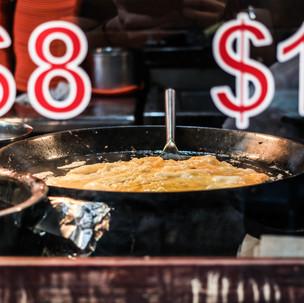 Street food at China Town.