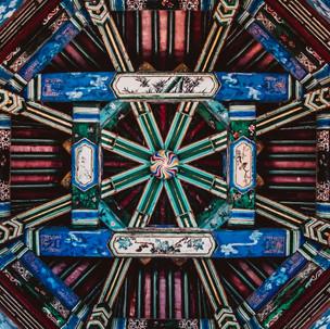 Summer palace patterns.