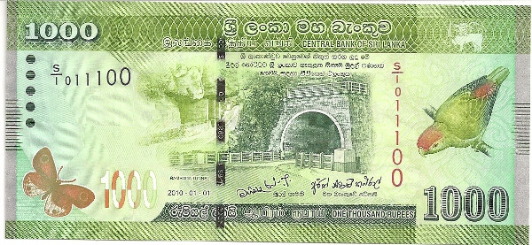 Financials in Sri Lanka
