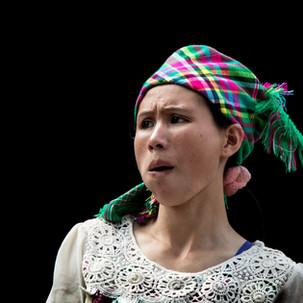 North Vietnamese local people.