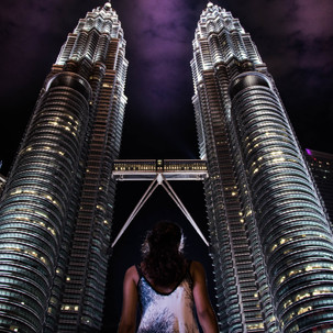 Increnible Petronas Tower.