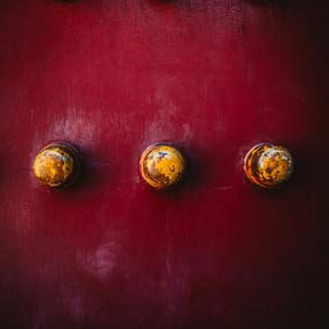 Doors of Summer palace.