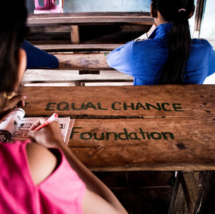 Equal Chance Foundation.
