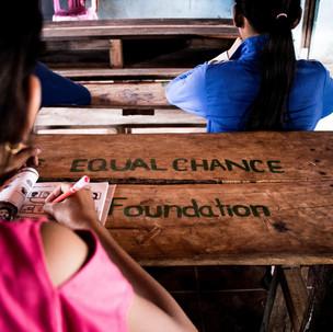 Equal Chance Foundation.