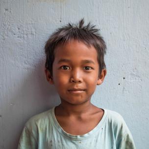 Kids of Cambodia.