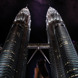 Petronas Tower.