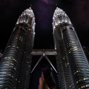 Petronas Tower.