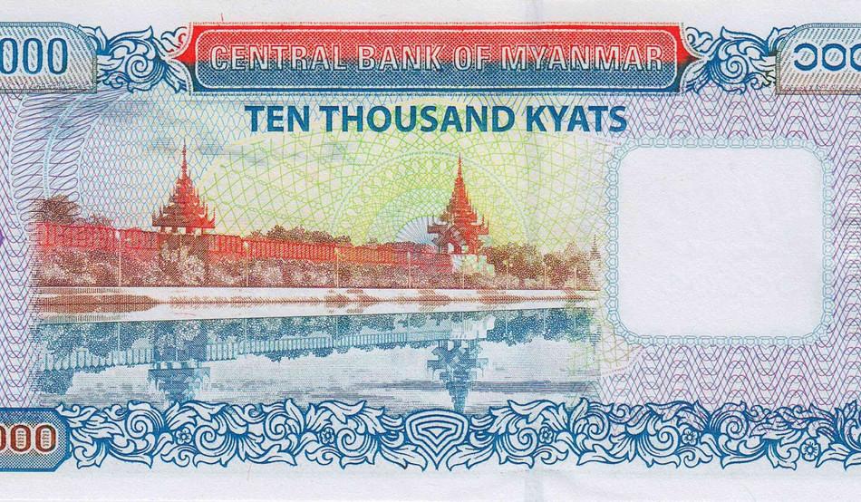Financials in Myanmar
