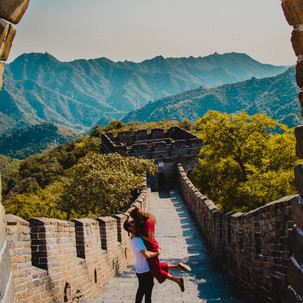 Chinese Great Wall.