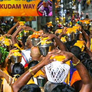 Hindu march.