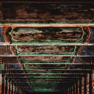 Corridor patterns.