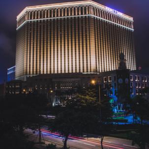 Venetian casino.