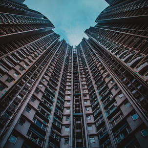 Hong Kong normal view.