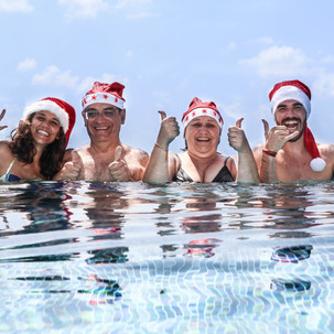 Spend Christmas with a tan!