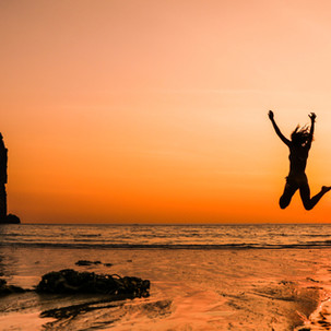 Jump your way to the next sunset.