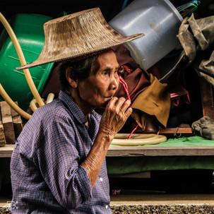 Women of Thailand.