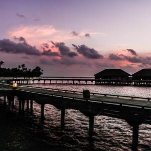 Maldives cliche photo.