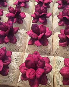 tela básica com iris em algodão