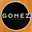 Thumbnail: Gomez Logo Sticker