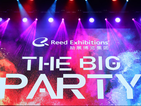 """WOO WOW WIN"" Reed Exhibitions Kick Off Event 2019"
