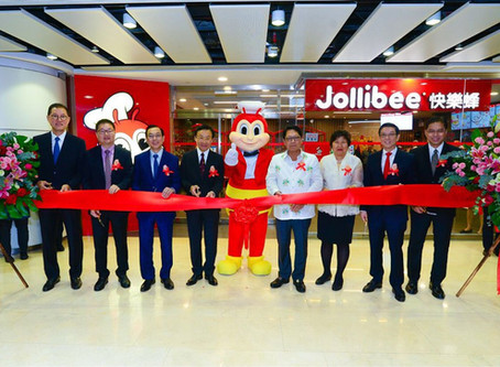 Wah! Jollibee Macau has the Grand Opening on Sept 28, 2018!