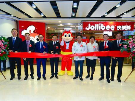 Wah! Jollibee Macau has the Grand Opening on Sept 28, 2018!