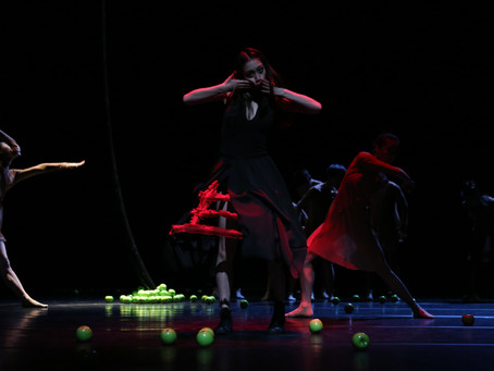 Partnership with Beijing Dance Theatre