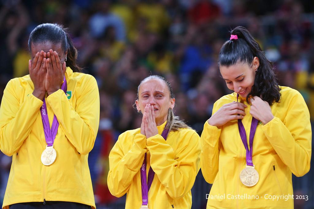 Meninas de ouro