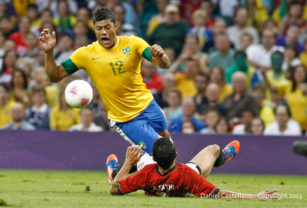 Brasil x Egito