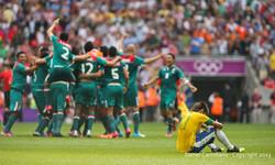Final olímpica Brasil x México