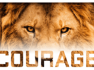 Courage: Leading a life of few regrets