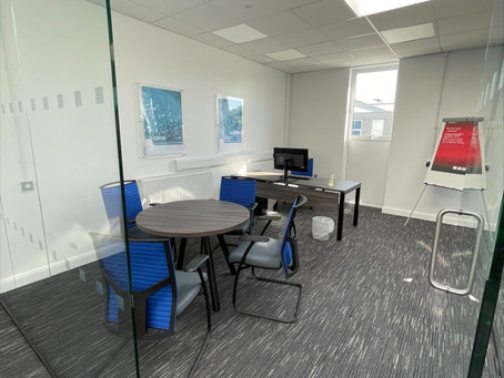 Office space available from £25 per day