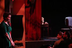 Mrs. Gobineau in The Medium, New Camerata Opera, October 2017