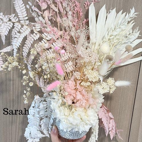 Sarah Dried Flower Arrangement