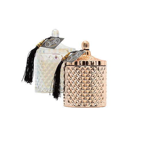 GEO Candle Collection  - Unfragranced