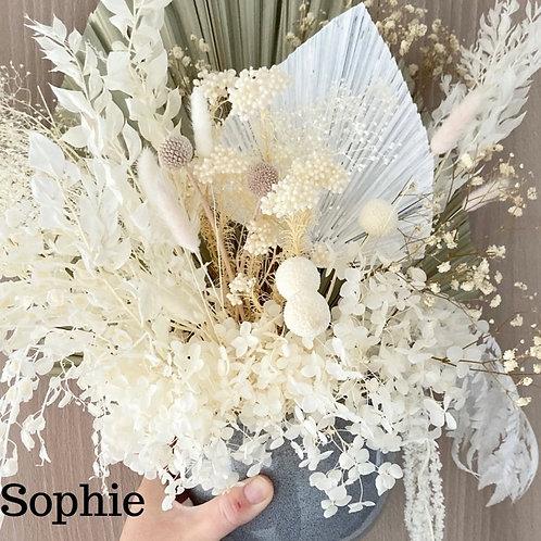 Sophie Dried Flower Arrangement