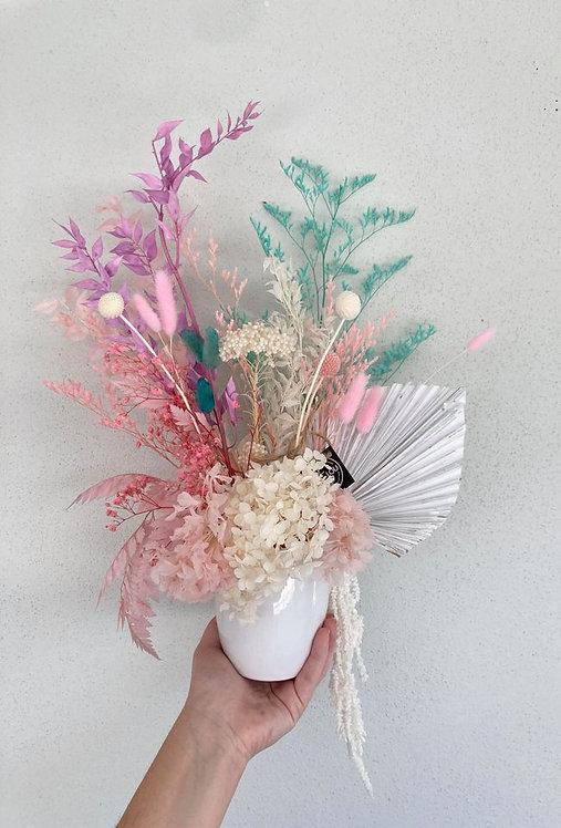 Florence Dried Flower Arrangement