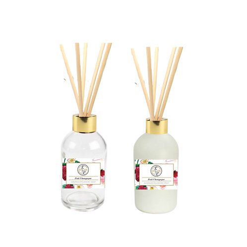 Coastal Scented Diffuser - PINK CHAMPAGNE