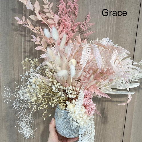 Grace Dried Flower Arrangement