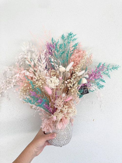 Ella Dried Flower Arrangement