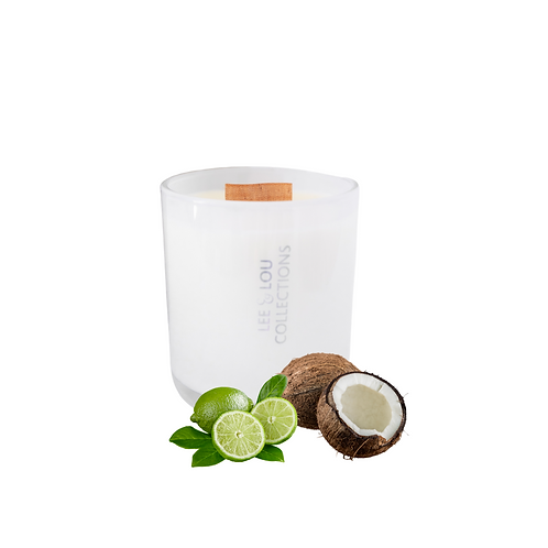 Coconut & Lime Luxe Candle