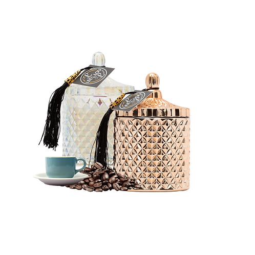 GEO Candle Collection  - Coffee Beans