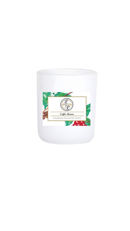 Coastal Candle Collection - Coffee Beans
