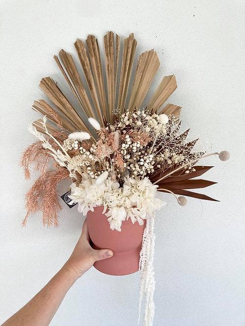 Claire Dried Flower Arrangement